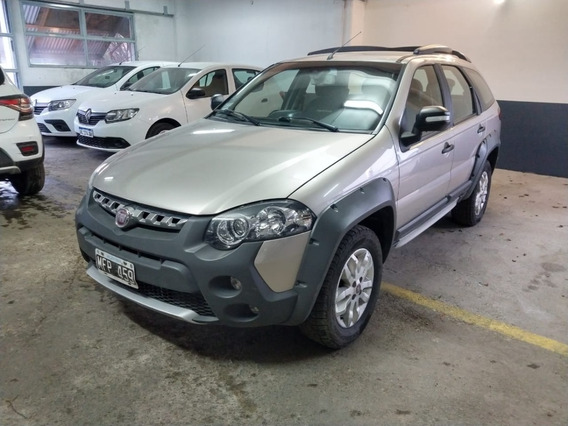 Fiat Palio Adventure Locker Xtreme 2013