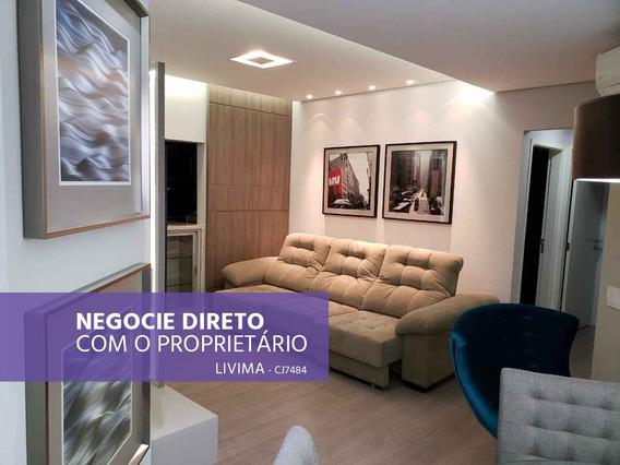 Apartamento Reformado À Venda Na Rua São Gabriel Em Jardim São Vito, Americana - Sp - Liv-2174