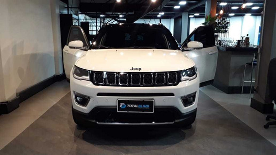 Jeep Compass Limited 2018/2018 Blindado