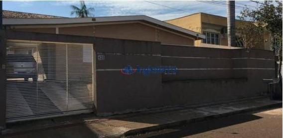 Casa À Venda, 186 M² Por R$ 630.000,00 - Lago Parque - Londrina/pr - Ca1014
