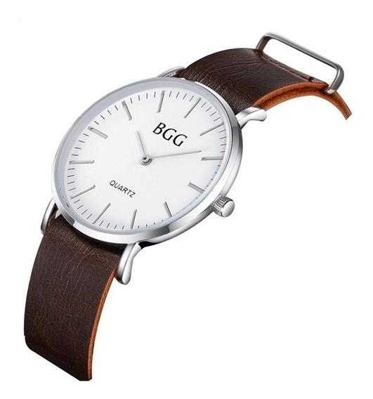 Promoción Reloj Formal Básico Para Hombre Cv9