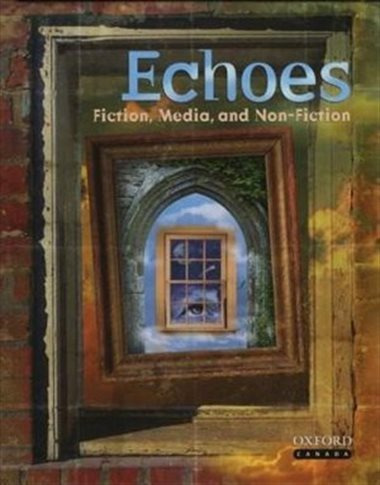 Echoes 12: Fiction, Media And Non-fiction. Francine Artichuk