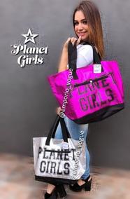 Bolsa Planet Girls Original Rosa