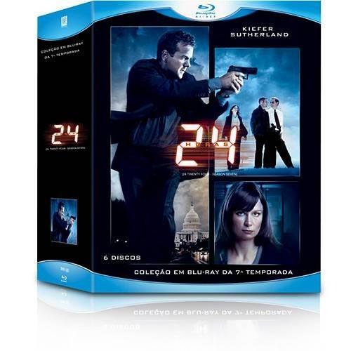 24 Horas - A 7ª Temporada 6 Discos Blu-ray Box
