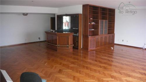 Imagem 1 de 18 de Apartamento - Rua Joaquim Nabuco - Locação - Copacabana - Ap0537
