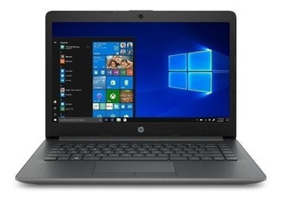 Notebook Hp 14-cm0045la Amd A4 4gb 64gb Windows 10 Cuotas Dmaker