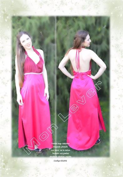 Vestido Largo Una Distincion