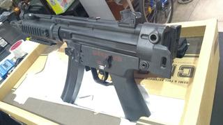 Marcadora Airsoft Rifle G&g Mp5 Tgm A5 Adv Electrica 6mm