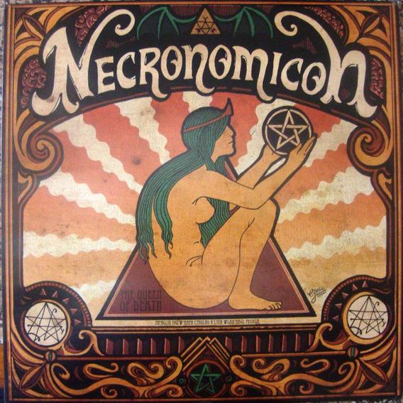 Necronomicon - The Queen Of Death Lp