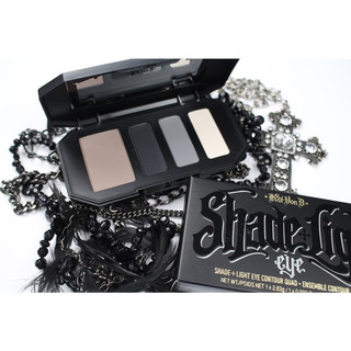 Kat Von D - Shade & Light Eye Contour Quad - Smoke