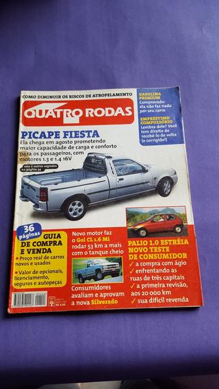 Revista 4 Rodas Ano 37 Numero 442