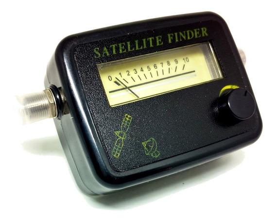Localizador De Satélite Finder Mxt P/ Antenas Parabólicas