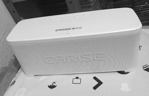 Caixa Som Dock Bluetooth Speaker Earase S5 16w Home Teater