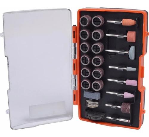 Imagen 1 de 9 de Set Kit Accesorios Minitorno 42 Piezas Black  Decker Bda3047