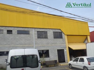 Galpao Industrial Para Locacao, Km 30 Da Rodovia Raposo Tavares - L-716