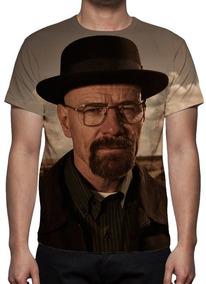 Camisa, Camiseta Série Breaking Bad Mod 03 - Promoção