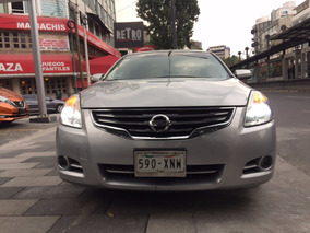 Nissan Altima 3.5 Sr At V6 Piel Qc Cd Xenon Cvt