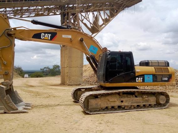 Excavadora Cat 336dl Usada