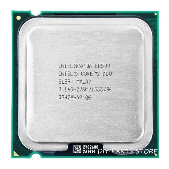 Kit Com 5 Processadores Core 2 Duo E8500 6mb 3.16 Ghz Barato