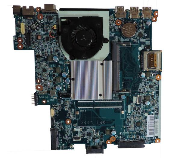 Placa Mãe Positivo Premium Xs4205 C/cooler E Proc. Dual Core