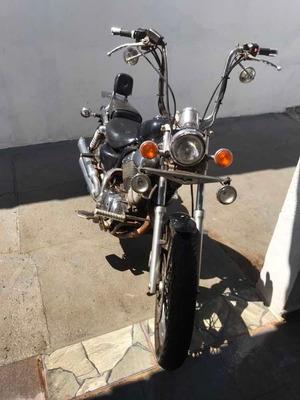 Yamaha Virago 535