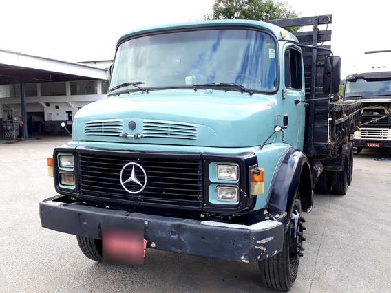 Mercedes-benz 1318 Reduzido