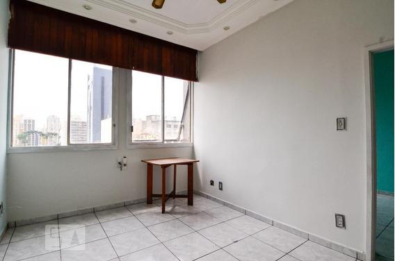 Apartamento No 8º Andar Com 1 Dormitório - Id: 892951412 - 251412