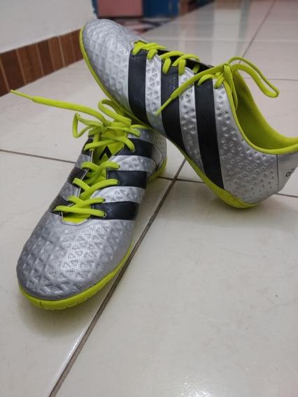 Chuteira adidas Ace 16.4 In Futsal Usada