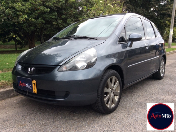 Honda Fit Lx 1400cc At Cvt