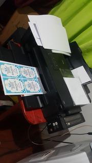 Impresora Epson L1800 Con Tinta Y Papel Fotográfico