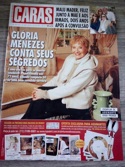 Revista Caras 719 Glória Menezes - Camila Pitanga - Brunet