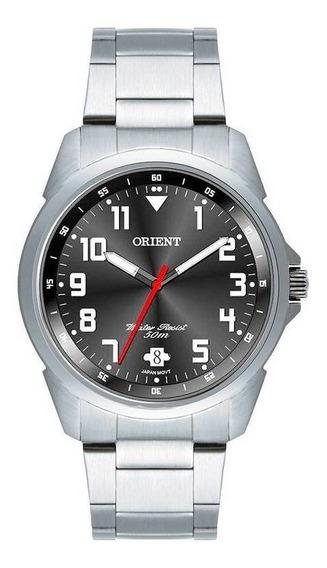 Relógio Orient Analógico Quartz Mbss1154a G2sx 42mm Wr50m