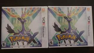 Pokemon X 3ds Nuevo Sellado