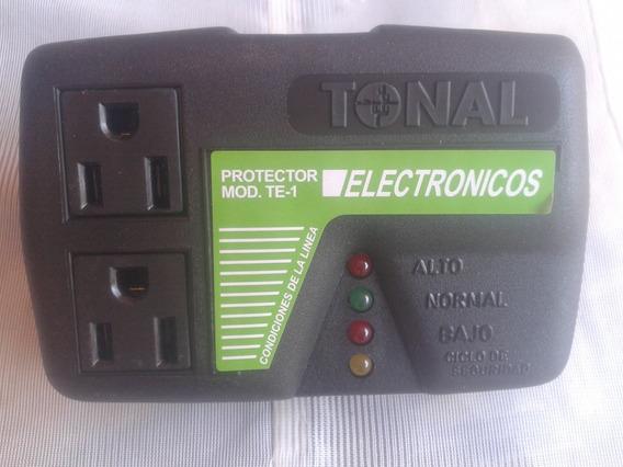 Protectores De Voltaje 110v Tv Computadoras Sonido