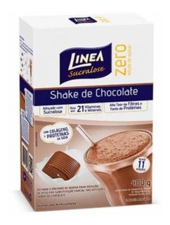 Linea Zero Shake C/ Colágeno Chocolate 400g