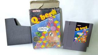 Juego De Nes Q*bert Desarrollado Por Ultra De 1988