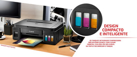 Impressora Multifuncional Pixma G3100