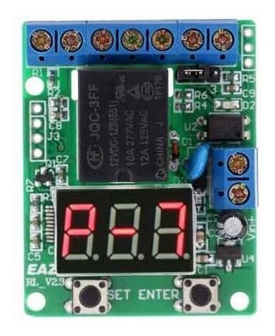 Placa Eazy Rl_v2.3 Controladora De Carga