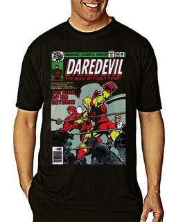 Camiseta Marvel Daredevil, Comics, Hq, Demolidor, Geek