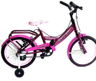 Bicicleta Nena 16