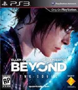 Beyound Two Souls - Ps3 - Mídia Física