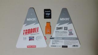 Cartão De Memória Mixza 128gb Classe 10 Tohaoll 80mb/s