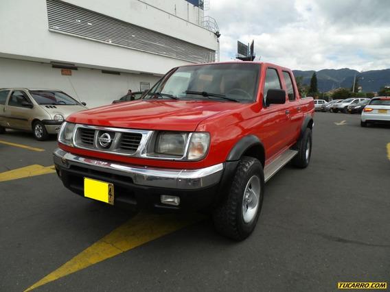Nissan Frontier D22/np300 Frontier Mt 4x4