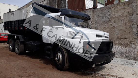 Mb 1933 1989 6x2 Caçamba