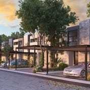 Pre-venta De Hermosas Villas En Temozón Norte