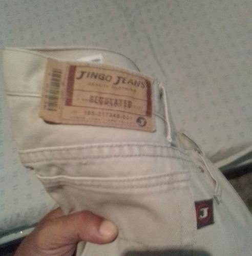 Pantalon Jingo Jeans Talla 30 30 Mercado Libre