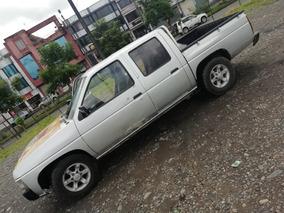 Nissan Pick Up Año 96 Doble Cabina