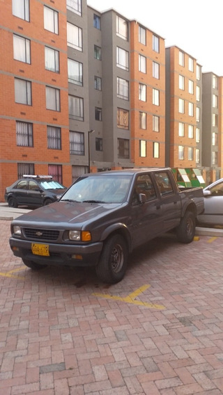 Chevrolet Luv Doble Cabina Platon
