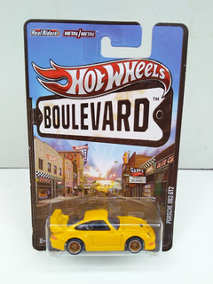 Hot Wheels Boulevard Porsche 993 Gt2 Cartela Lacrada