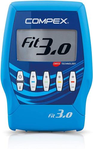 Compex Fit 3.0 Electroestimulador